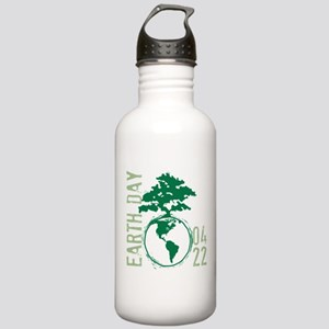 Earth Day 04/22 Stainless Water Bottle 1.0L