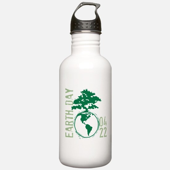 Earth Day 04/22 Water Bottle