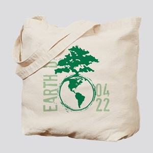 Earth Day 04/22 Tote Bag