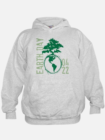 Earth Day 04/22 Hoody