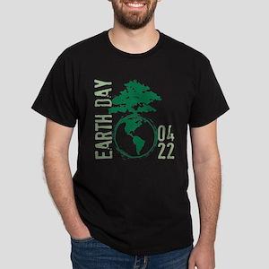 Earth Day 04/22 Dark T-Shirt
