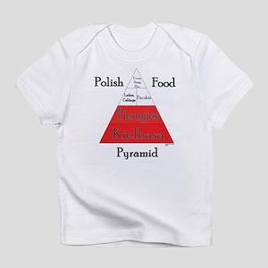 Polish Food Pyramid Infant T-Shirt