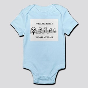 Pirate Family Infant Bodysuit