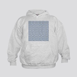 DNA sequences - Kids Hoodie