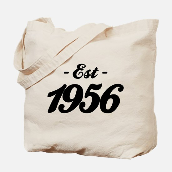 Established 1856 - Birthday Tote Bag