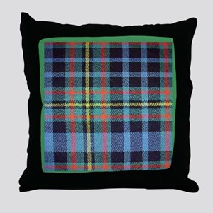 MacLellan Tartan Throw Pillow