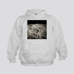Far side of the Moon, Apollo 11 - Kids Hoodie