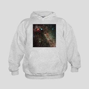 Milky Way in Cygnus - Kids Hoodie