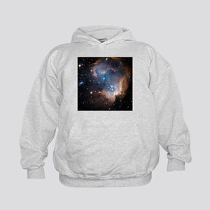 Starbirth region NGC 602 - Kids Hoodie
