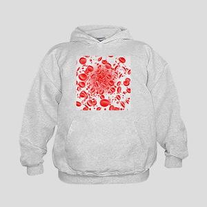 Red blood cells - Kids Hoodie