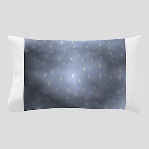 Rain Storm. Pillow Case