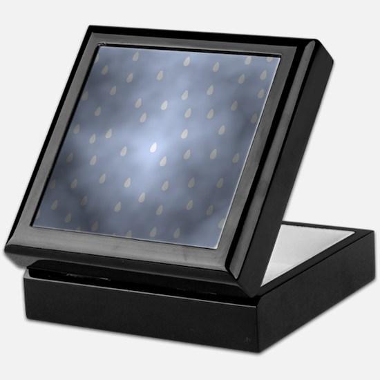 Rain Storm. Keepsake Box