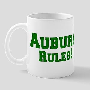Auburn Rules! Mug