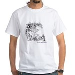 Music in the Wild White T-Shirt