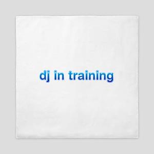 DJ in Training Queen Duvet