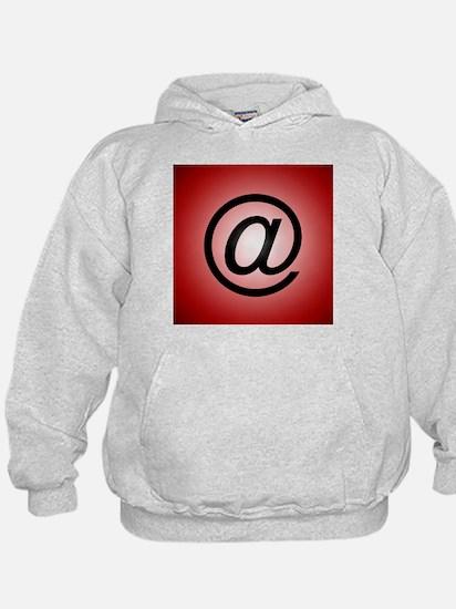 E-mail symbol - Hoodie