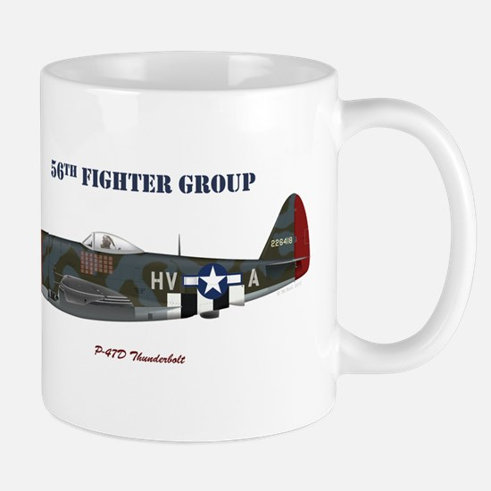 56th Fighter Group Mug
