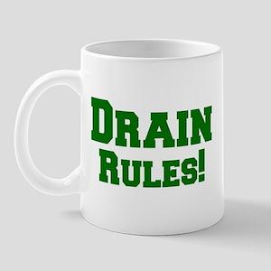 Drain Rules! Mug