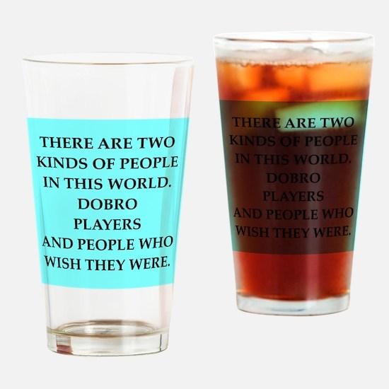 dobro Drinking Glass