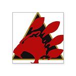 New Logo Square Sticker 3