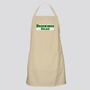Brookings Rules! BBQ Apron