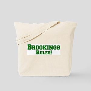 Brookings Rules! Tote Bag