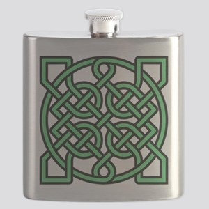 Four Point Knot Flask