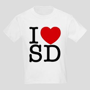 San Diego Kids Light T-Shirt