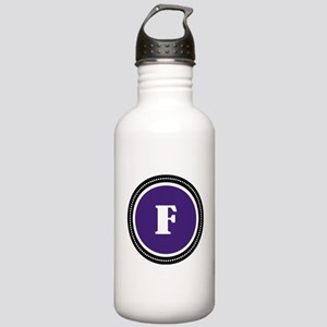 Purple Stainless Water Bottle 1.0L