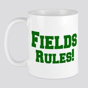 Fields Rules! Mug