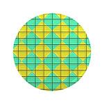 Green and Yellow diagonal tile Pattern 3.5