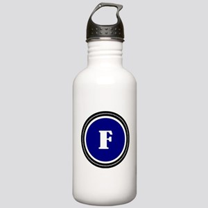 Blue Stainless Water Bottle 1.0L