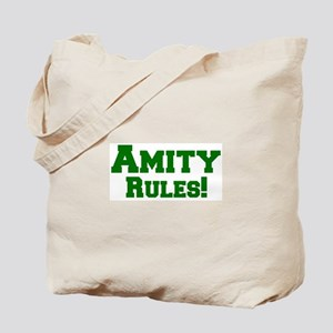 Amity Rules! Tote Bag