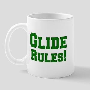 Glide Rules! Mug