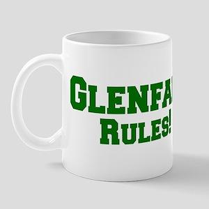 Glenfair Rules! Mug