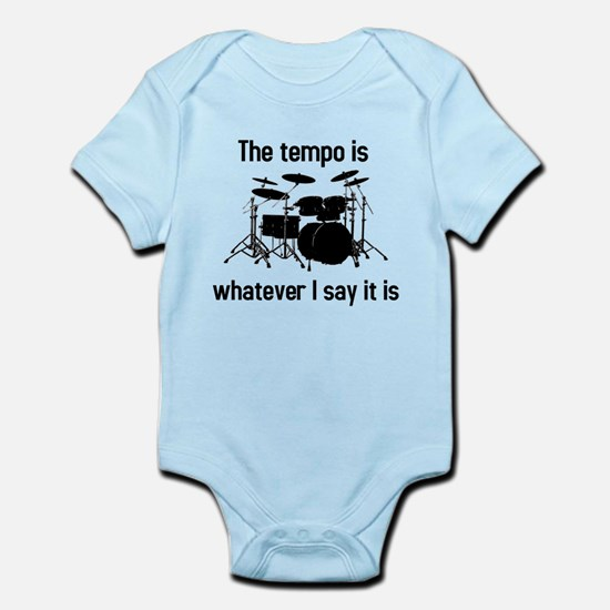 The tempo is Infant Bodysuit