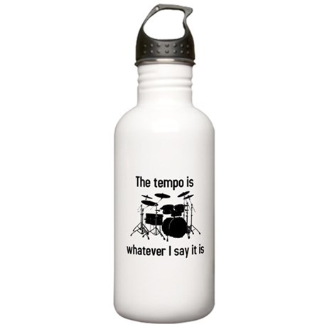 The tempo is Stainless Water Bottle 1.0L