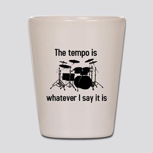 The tempo is Shot Glass