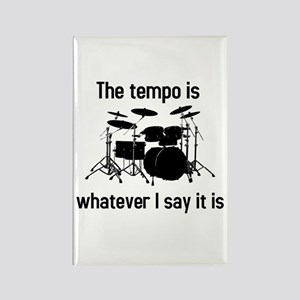The tempo is Rectangle Magnet