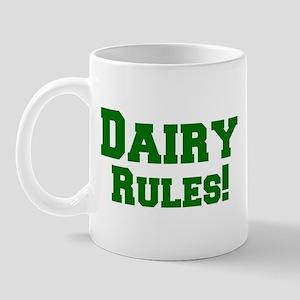 Dairy Rules! Mug