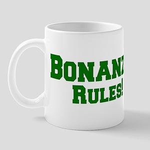 Bonanza Rules! Mug