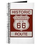 Cajon Summit Route 66 Journal