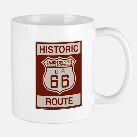 Cajon Summit Route 66 Mug