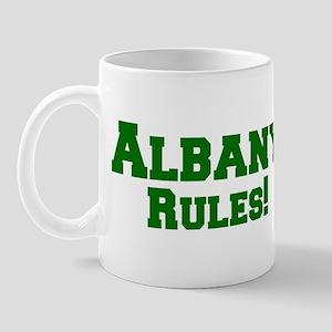 Albany Rules! Mug