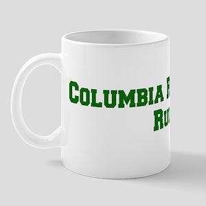 Columbia River Gorge Rules! Mug