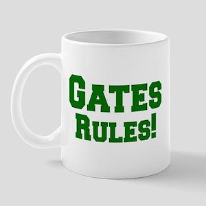Gates Rules! Mug