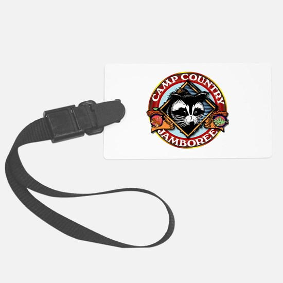 Camp Country Logo Luggage Tag
