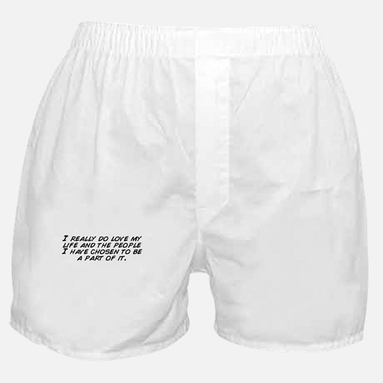 My part Boxer Shorts