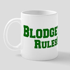 Blodgett Rules! Mug