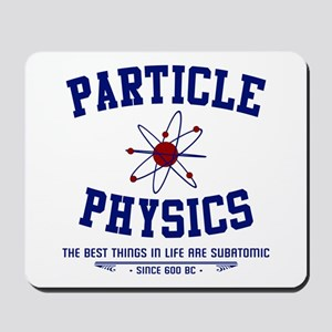 Particle Physics Mousepad